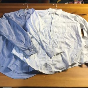 Bundle of Brooks Brothers button down shirts